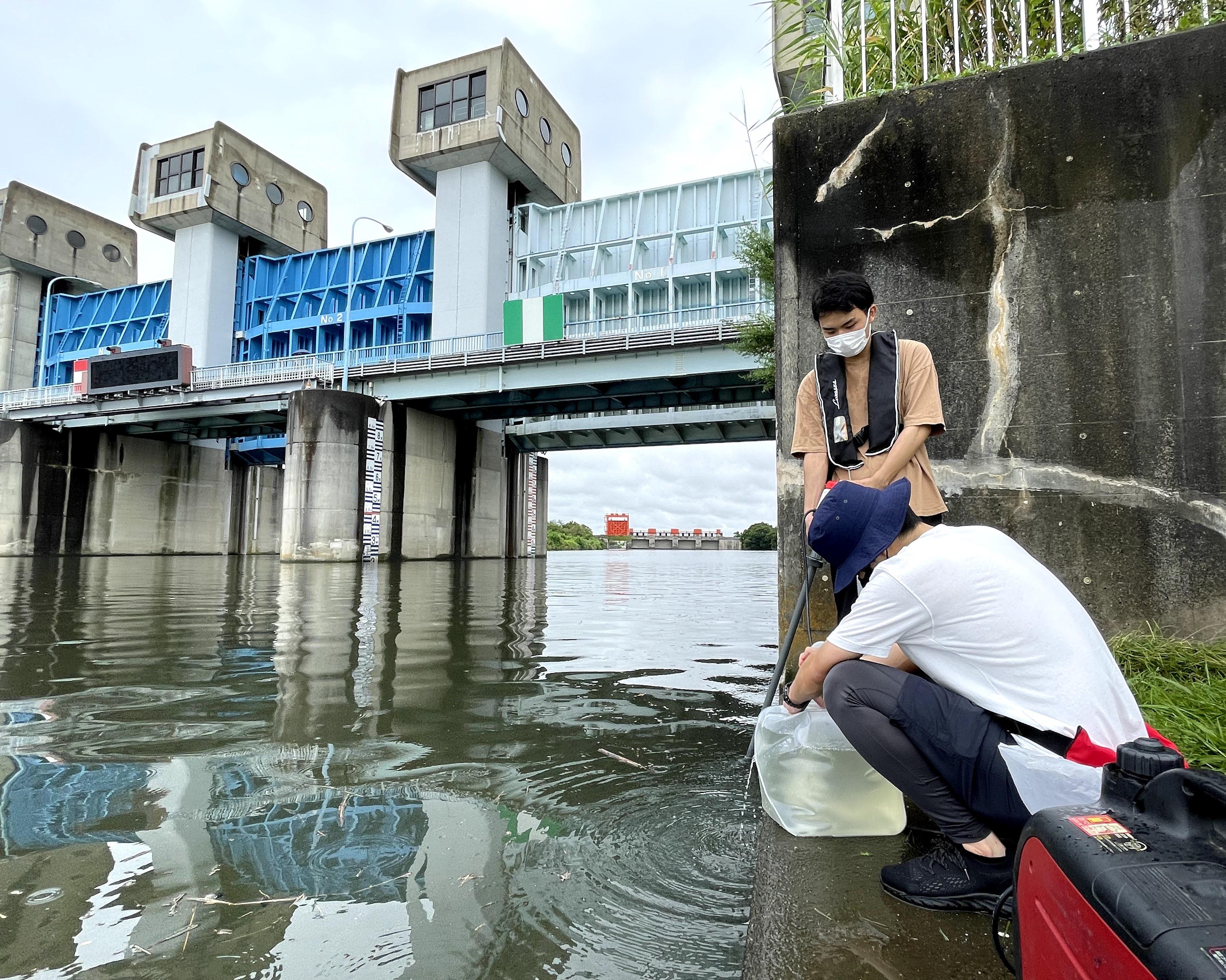 【レポート】「water state 1」取水編